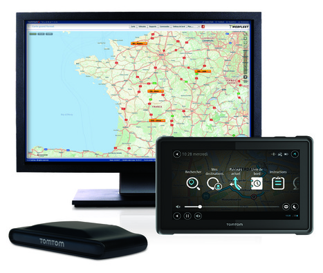 Travailler plus intelligemment sur la route avec la nouvelle gamme de Driver Terminals TomTom PRO 8 | Les News du jour | Scoop.it