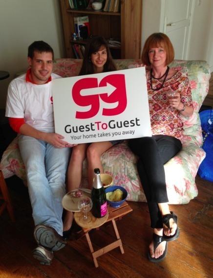 GuestToGuest Meeting Tour: Sue de Londres en Angleterre ! - GuestToGuest | Voyages | Scoop.it