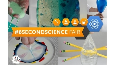 6Secondscience, la scienza spiegata in 6 secondi | Psycholùogy | Scoop.it