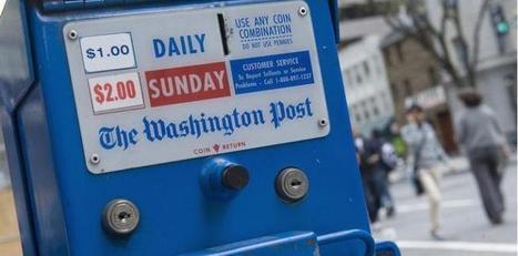 Le patron d'Amazon, Jeff Bezos, s'offre le Washington Post | Les médias face à leur destin | Scoop.it