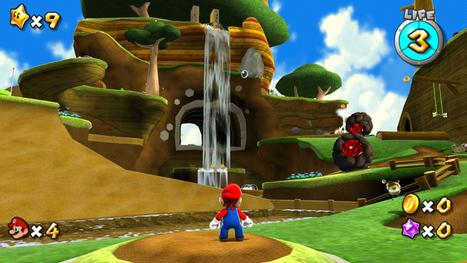 Super Mario 64 sur navigateur : Nintendo dit stop   Freewares   Scoop.it