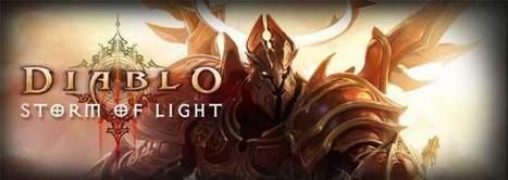 Diablo 3 – Storm of Light Chapter 4 Excerpt Released | World of Warcraft | Scoop.it