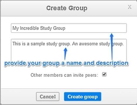 ThinkBinder: Free Website To Do Group Study Online || Free Software | Educación para el siglo XXI | Scoop.it
