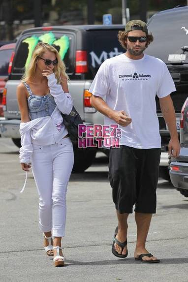 Brody Jenner & Bryana Holly Leave The Liplocking In Hawaii But Keep The ... - PerezHilton.com | Hawaii's News @ Twitter Speed! | Scoop.it