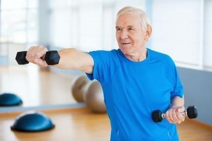 La musculation accroitrait l'espérance de vie des seniors - News Forme & Sport - Doctissimo | Seniors | Scoop.it
