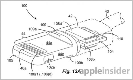 Apple dépose le design de son connecteur ... - MacBidouille.com | Global design | Scoop.it