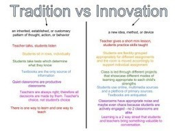 When should we break with tradition? | | Education | Scoop.it