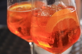 Un bar a Spritz ouvre ses portes à Paris | Curiosités planétaires | Scoop.it