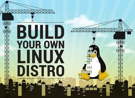 #Build #Your #Own #Linux #Distro   Linux Voice   # ! #Raise Your very own #Freedom...   #Communication   Scoop.it