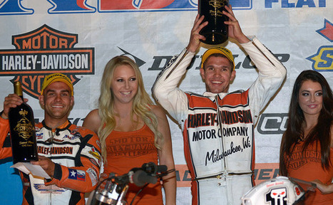 Superprestigio is nearing and Baker and Mees already have their invites to ... - AMA Pro Racing | California Flat Track Association (CFTA) | Scoop.it