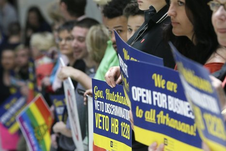 Arkansas passes its own religious freedom bill despite uproar in Indiana | Law and Religion | Scoop.it
