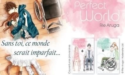 Fureur au Japon, le manga qui dessine amour et handicap | Handimobility | Scoop.it