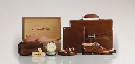 Men's Accessories: Santoni, Le Marche | Le Marche & Fashion | Scoop.it