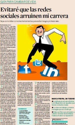 Evitaré que las redes sociales arruinen micarrera | aTICser | Scoop.it