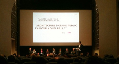 Le public a ses RAISONS que l'architecture ignore - Profession - LeMoniteur.fr | The Architecture of the City | Scoop.it