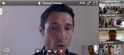 Weemo Video Chat Zimlet: Real-Time Video from your Zimbra Email and Calendar   LPN   Scoop.it
