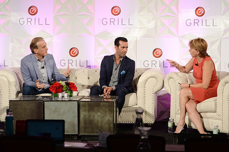 TheGrill 2016: Can Data Drive Storytelling? Van Toffler and Charlie Corwin Weigh In | #transmediascoop | Scoop.it