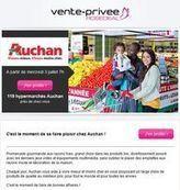 Vente-Privée propose des bons d'achat Auchan | Le BCC! InfoMarques - Toute l'actualité des marques et des enseignes | Scoop.it