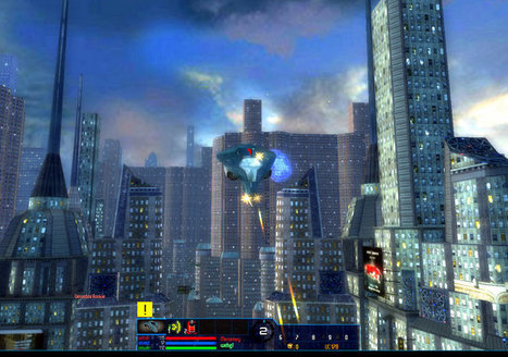 WebGL Game Demo – Urban Galaxy Online | WebGL Gaming | Scoop.it