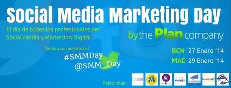Barcelona y Madrid acogerán a final de mes el Social Media ...   luisbalesteros   Scoop.it