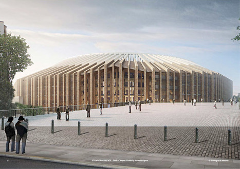Herzog & de Meuron submits plans for Chelsea football stadium | The Architecture of the City | Scoop.it