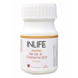 Junglee.com: INLIFE Fish Oil with Coenzyme Q10 - 60 Capsules | Latest Health News | Scoop.it