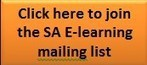 SA calendar for e-learning professional learning | Professional learning | Scoop.it