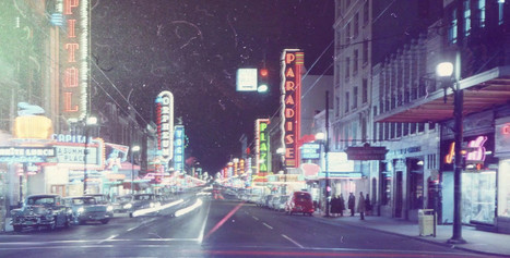 A brief history of Granville Street (VIDEO) | Hunted & Gathered | Scoop.it