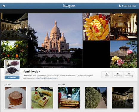 Optimiser sa veille sur Instagram grâce aux flux RSS | Le Top des Applications Web et Logiciels Gratuits | Scoop.it