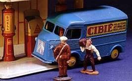 Citroen HY Dinky Toys | OBJETS VINTAGE | Scoop.it