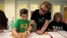 Unga lär sig teckna på biblioteket - Eskilstuna-Kuriren | BiblFeed | Scoop.it