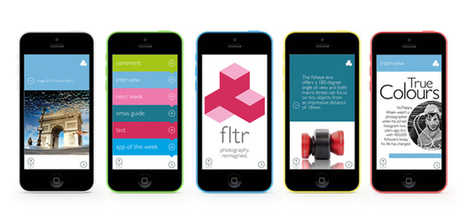 British Journal of Photography Focuses on Smartphone Photos With FLTR Magazine   iPhoneografie   Scoop.it