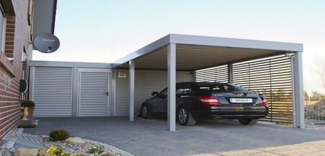 5 reasons installing a carport will bring a smile to your face | Home improvement, Gardening | Scoop.it