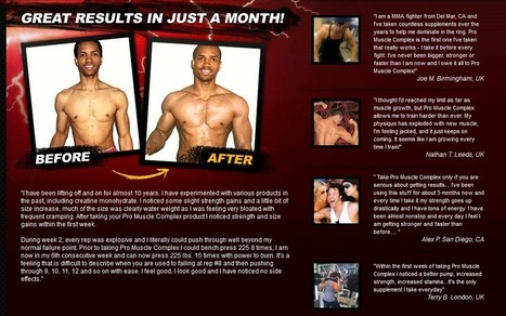 Pro Muscle Complex Review | Pro Muscle Complex | Scoop.it