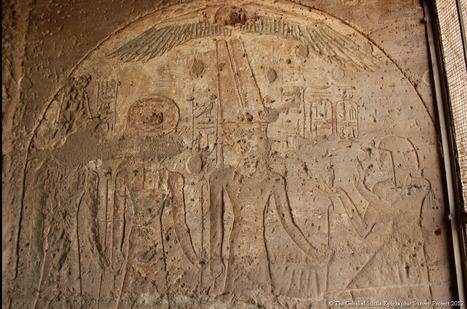 Actualités de l'archéologie et des Antiquités égyptiennes (22 octobre 2012)   Égypt-actus   Scoop.it
