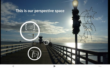 Prezi adds a third dimension to its zooming presentations | Websites to Share with Students in English Language Arts Classrooms | Scoop.it