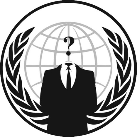 Join Anonymous – Join Resistance | Another World Now! | Scoop.it