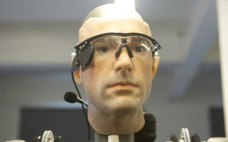Scientists build the One Million Dollar man - Telegraph | leapmind | Scoop.it