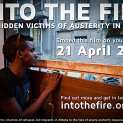 Filmvorführung: Into the Fire: The Hidden Victims of Austerity in Greece « Antifaschistische Linke Fürth (ALF) | Into the Fire | Scoop.it