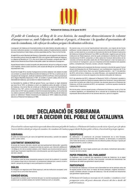 Frankly Independent: The Catalan Coup | YES for an Independent Scotland | Scoop.it