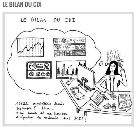 Fin d'année au CDI - Doc pour docs | Professeur documentaliste | Scoop.it