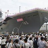 Face à la Chine, le Japon fourbit ses armes   Tensions en mer de Chine   Scoop.it