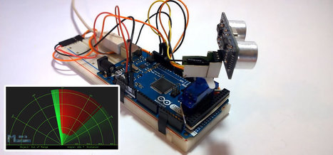 Cómo hacer un radar con Arduino y Processing | BricoGeek.com | TicTecBot | Scoop.it