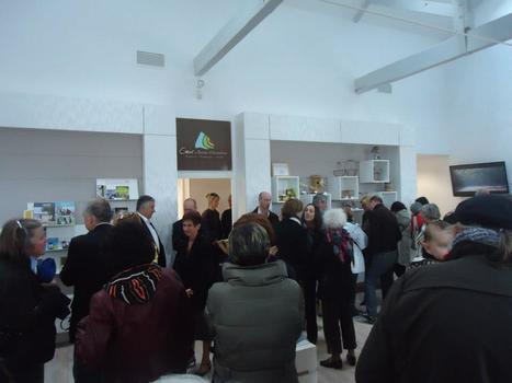 Inauguration de la nouvelle antenne d'Audenge de l'Office de Tourisme Coeur du Bassin | Tourisme sur le Bassin d'Arcachon | Scoop.it