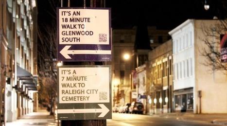 Walk Your City : l'open source qui vous fait marcher | Ambiances, Architectures, Urbanités | Scoop.it