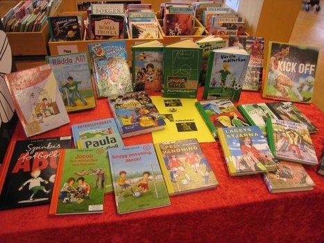Fotbolls-EM på bibblan! | Enskede bibliotek på Facebook | #ssbnu | Scoop.it