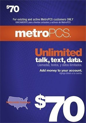 Big Deals Promo for MetroPCS Metro PCS $70 refill top up card prepaid card 100% work or refund at once! | Big Deals Sale | Big Deals Promo | Scoop.it