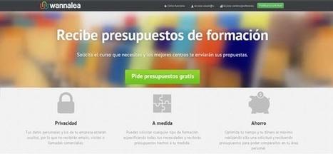 Buscar cursos de formación online a medida con Wannalea | FormaciónOnline | Scoop.it