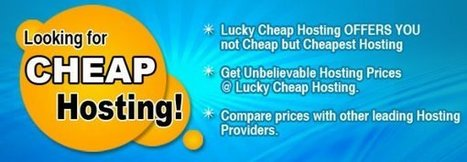How to choose a cheap web hosting service provider | Cheap Web Hosting | Scoop.it