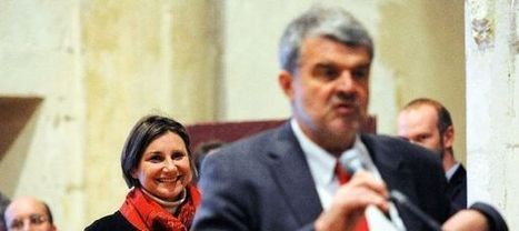 C'est paru dans l'Express - Anne-Laure Jaumouillié, La Rochelle, Rassemblement à gauche pour les municipales 2014 | Anne-Laure Jaumouillié - Municipales 2014 | Scoop.it